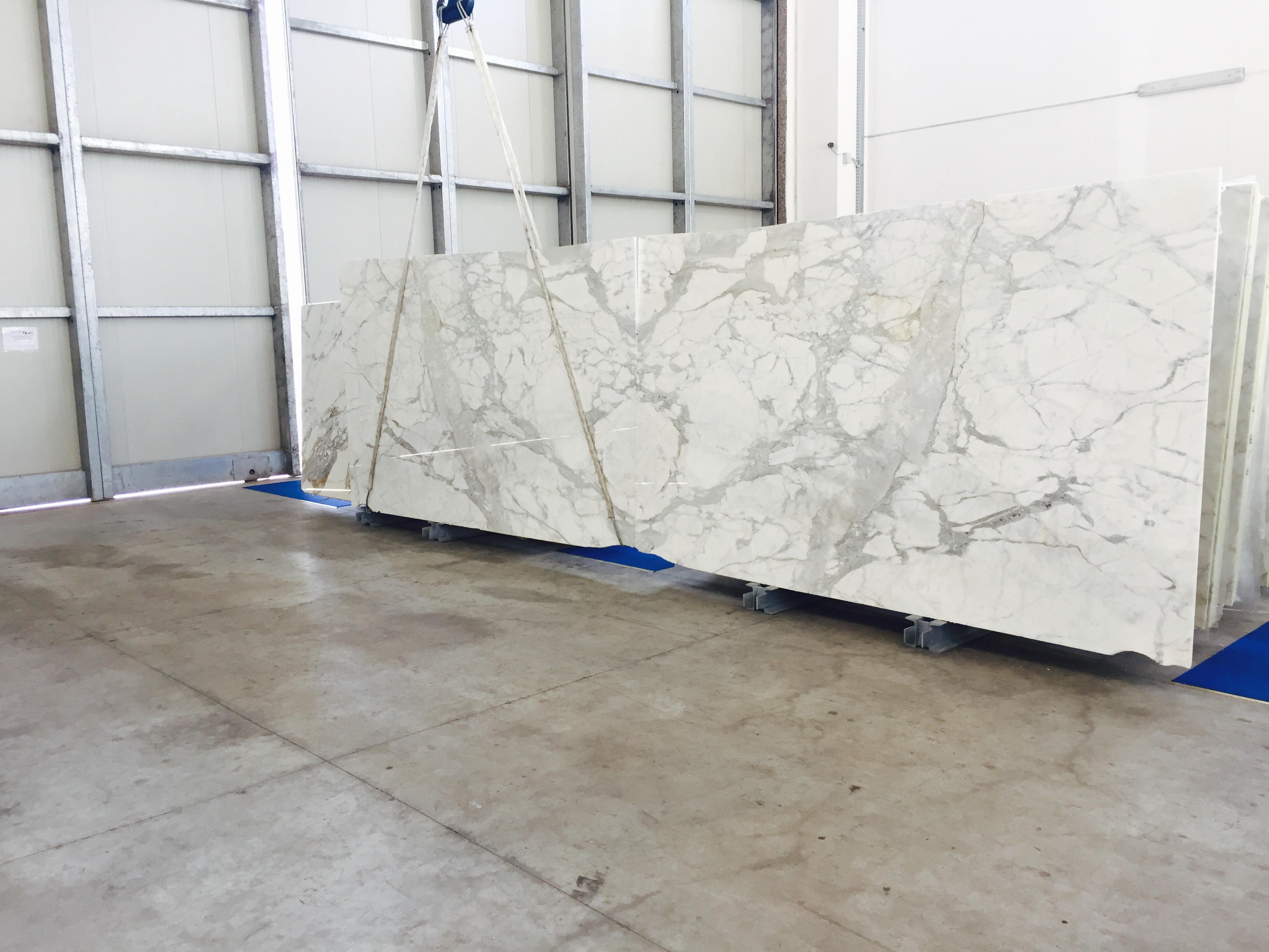 Oriental Trimex Limited White Series Marble